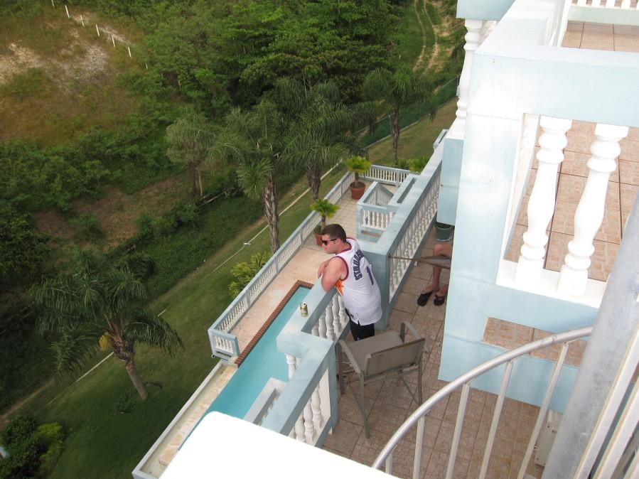 deck living