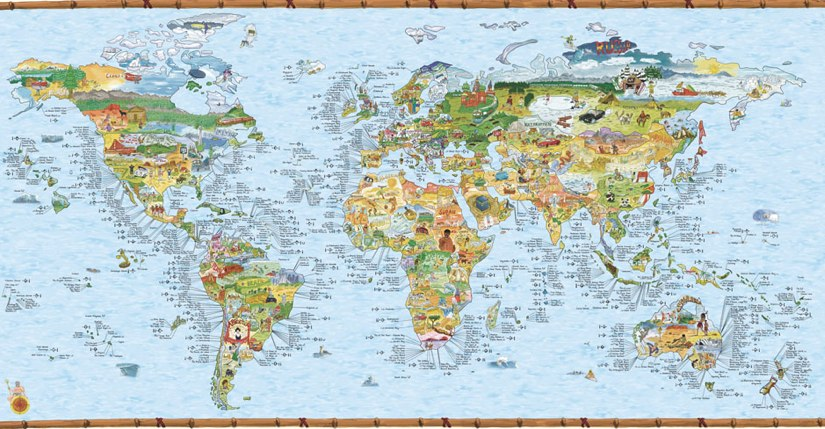 Hands world map images hands world map hand drawn map of the world hand drawn map of the world source abuse report gumiabroncs Images