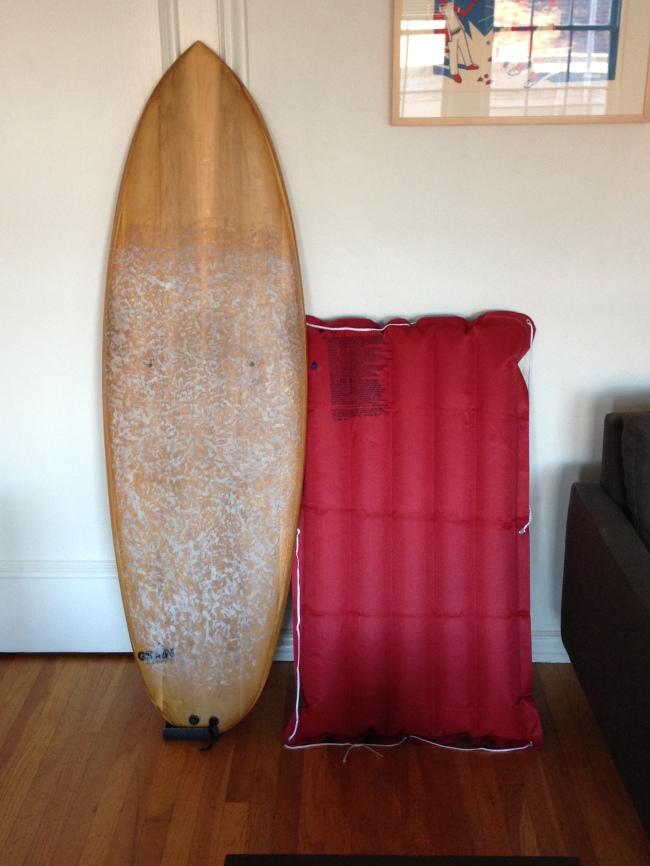 surf mat