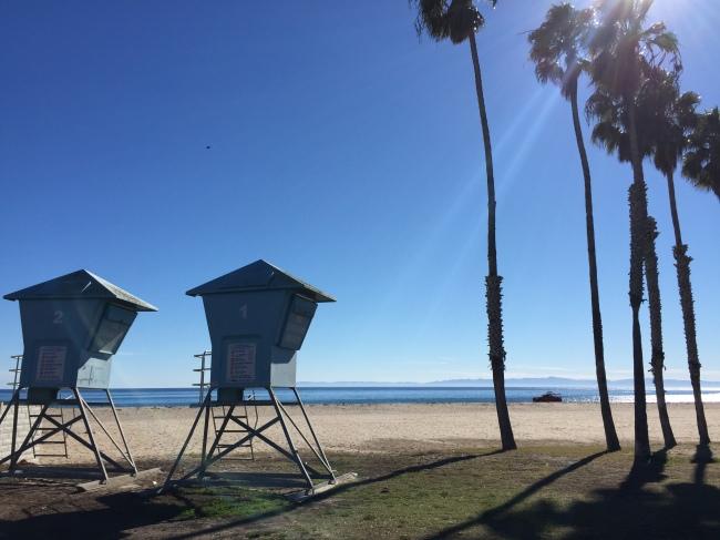 santa barbara leadbetter beach